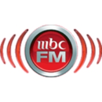Logo of radio station MBC FM
