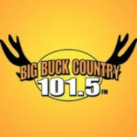 Logo of radio station Big Buck Country 101.5