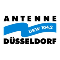 Logo of radio station Antenne Düsseldorf