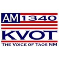 Logo of radio station KVOT 1340