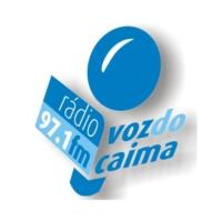 Logo of radio station Rádio Voz do Caima 97.1 FM