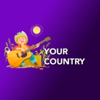 Logo of radio station Your Country