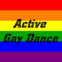 Logo of radio station Active Gay Dance