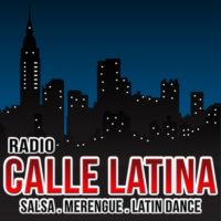 Logo of radio station Radio Calle Latina - Salsa | Merengue