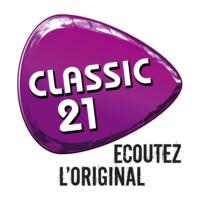 Logo of radio station Classic 21 RTBF