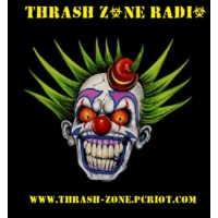 Logo of radio station Thrash Zone Radio