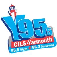 Logo of radio station Y95