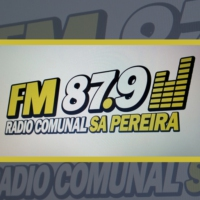 Logo of radio station FM 87.9 Radio Comunal Sa Pereira