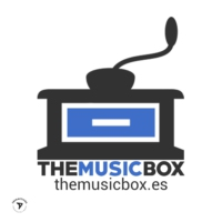 Logo of radio station The Music Box