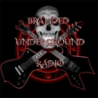 Logo of radio station Branded Underground Radio