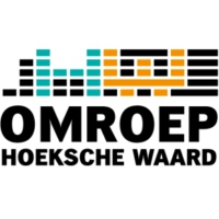 Logo of radio station Radio Hoeksche Waard