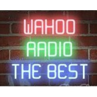 Logo of radio station WAHOO