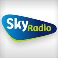 Logo of radio station Sky Radio NL