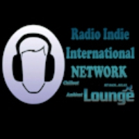 Logo of radio station Radio Indie International Lounge Network