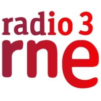 Logo of radio station RNE Ràdio 3