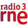Logo de la radio RNE Ràdio 3