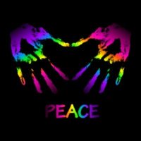 Logo of radio station Peace And Love Radio Station