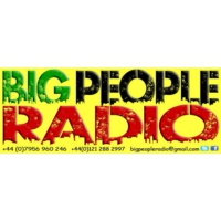 Logo of radio station Big People