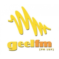 Logo of radio station Geel FM 107