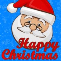 Logo of radio station Happy Christmas Radio