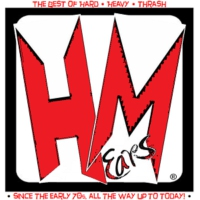 Logo of radio station Heavy Metal Ears Radio