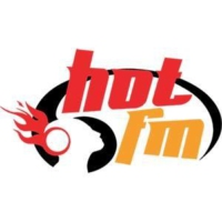 Logo of radio station Hot FM 90.1