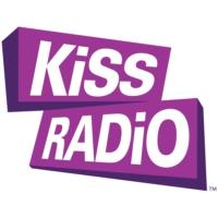 Logo of radio station CKKS-FM KiSS RADiO