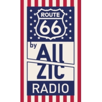 Logo of radio station Allzic Radio ROAD 66