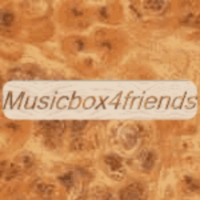 Logo of radio station musicbox4friends