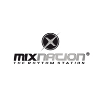Logo of radio station MixNation