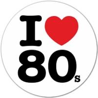 Logo of radio station Club80s France