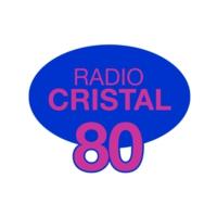 Logo of radio station Cristal 80