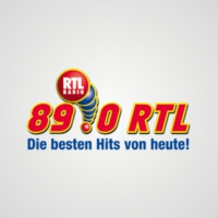 Logo of radio station 89.0 RTL