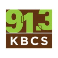 Logo of radio station KBCS 91.3