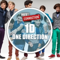 Logo de la radio One Direction - Hit Connection Radio