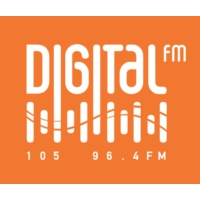 Logo of radio station Digital FM Rádio