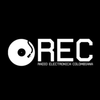 Logo of radio station REC Radio Electronica Colombiana