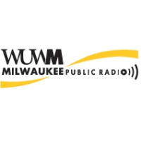 Logo of radio station WUWM