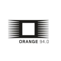 Logo of radio station ORANGE 94.0