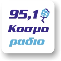 Logo of radio station Κοσμοράδιο 95,1