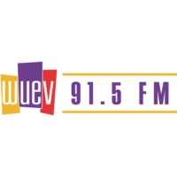 Logo of radio station WUEV