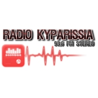 Logo of radio station Ράδιο Κυπαρισσία 93.6