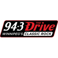 Logo de la radio CHIQ-FM 94-3 The Drive