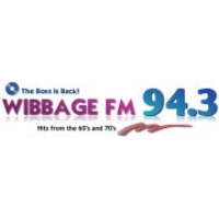 Logo of radio station WIBG Wibbage 94.3