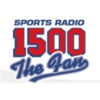 Logo of radio station WAYS The Fan 1500
