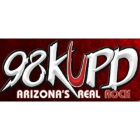 Logo of radio station KUPD