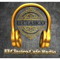 Logo of radio station El Clasico Cafe Radio