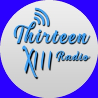 Logo of radio station Thirteen-Radio