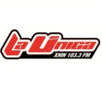 Logo of radio station XHIH La Única 103.3 FM