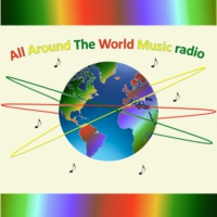 Logo of radio station All Around The World Music  radio